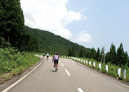 グルっとまるごと栄村100kmサイクリング