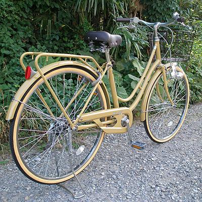 ちょっとオシャレな自転車