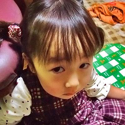 ユヅちゃん・・・2歳