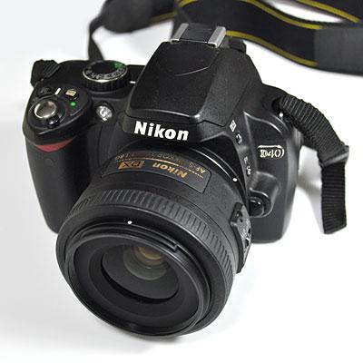 D40 + AF-S DX NIKKOR 35mm F1.8G