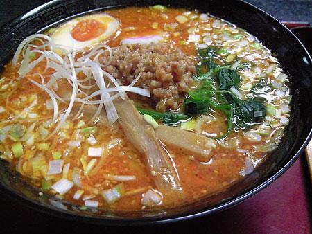 麺屋 紅葉の担担麺