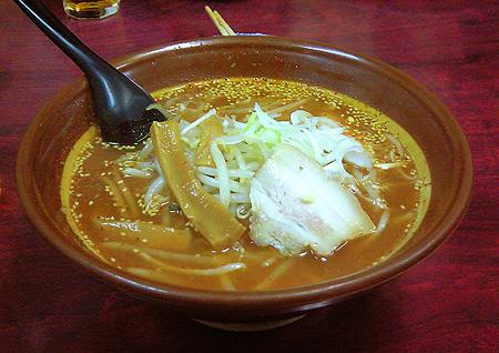 「太助」の朝鮮ラーメン