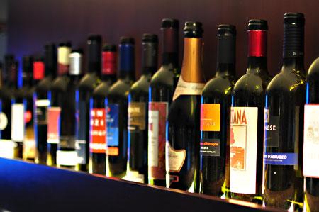 アプリコのワイン