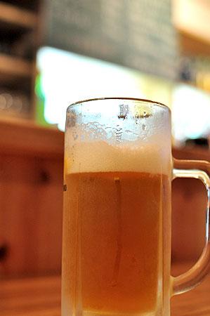 極旨生ビール