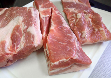 porkポーク豚