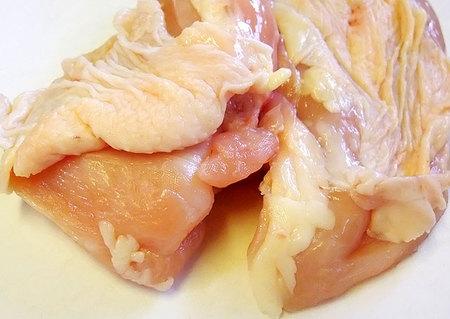 鶏肉祭り 鶏むね肉のハム用