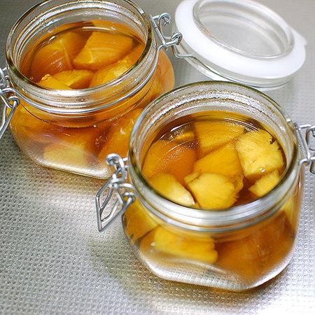 パインとオレンジのフルブラ